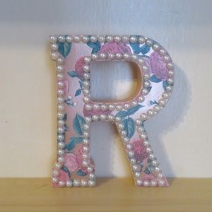 Other - 4 3/4 in. wooden letters